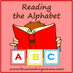 Reading the Alphabet Review: Look! We're Learning!