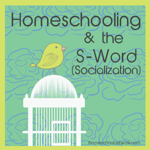 Homeschooling and Socialization: iHN