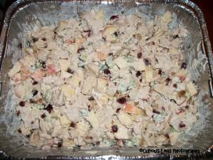 Waldorf Chicken Salad Recipe: Look! We're Learning!
